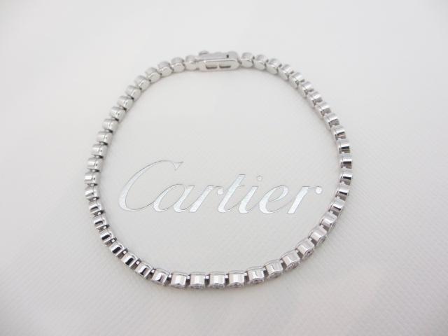 quality design 6c2e8 07b1e カルティエ Cドゥ ダイヤ ブレス | 大黒屋ブランド館福岡店のブログ